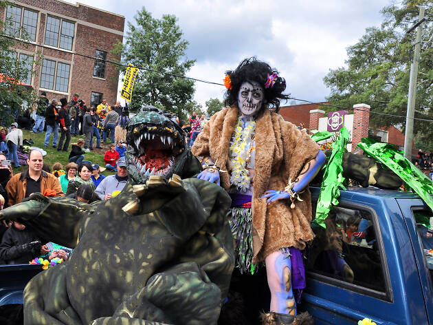 Little 5 Points Halloween Parade