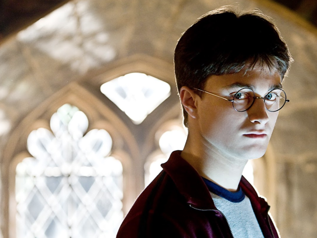Harry Potter and the Half-Blood Prince in Concert with SSO