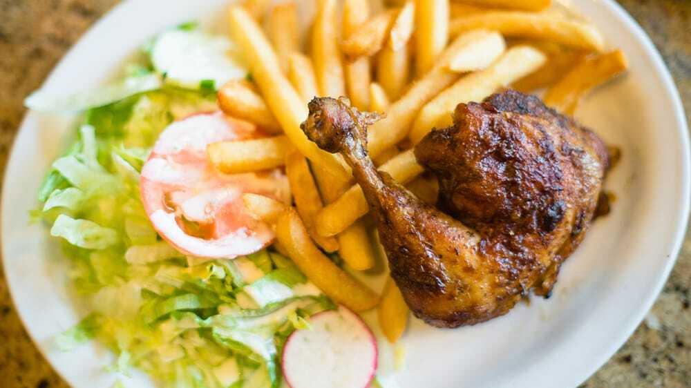 Machu Chicken