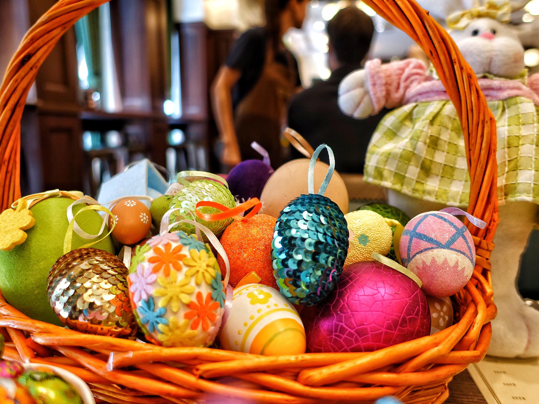 Easter egg Frites