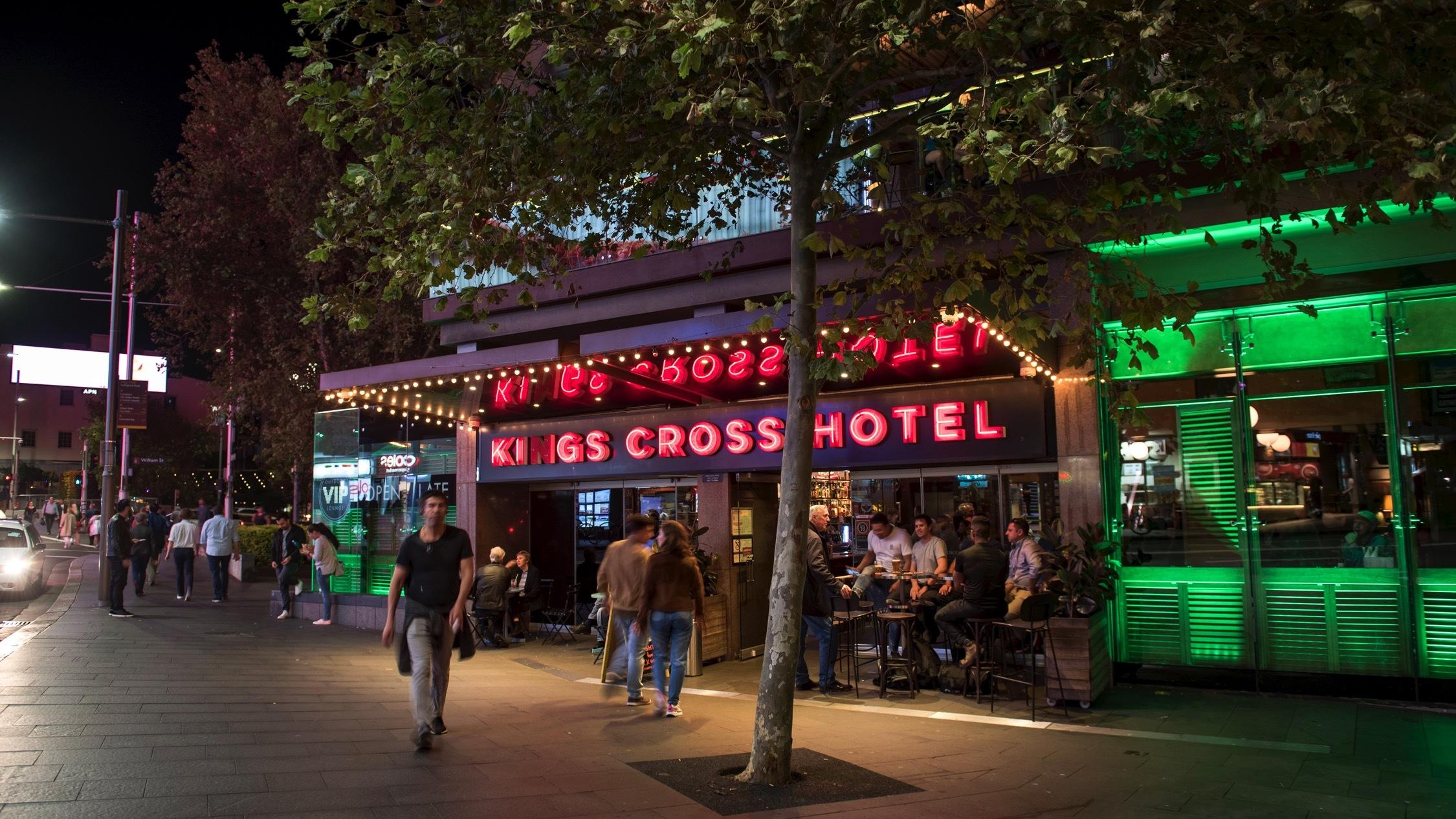 Kings Cross Hotel