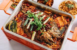 Chong Qing Grilled Fish