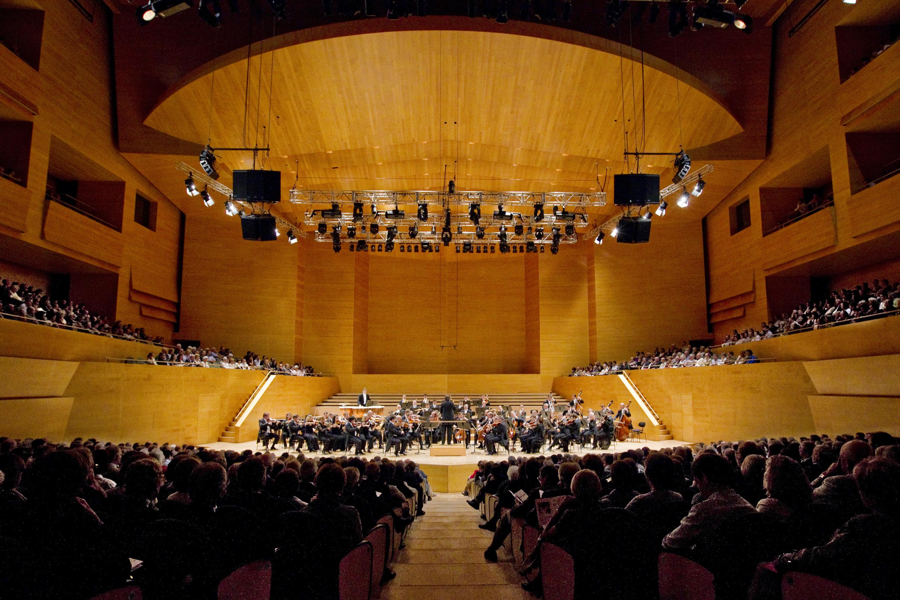 La Banda i l'Orquestra del CMMB a L'Auditori