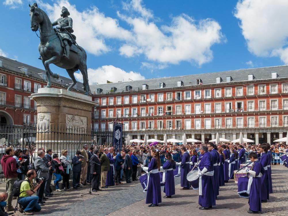 Semana Santa Batucada Madrid