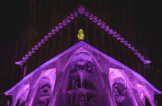 Espectacle de llum Sagrada Família