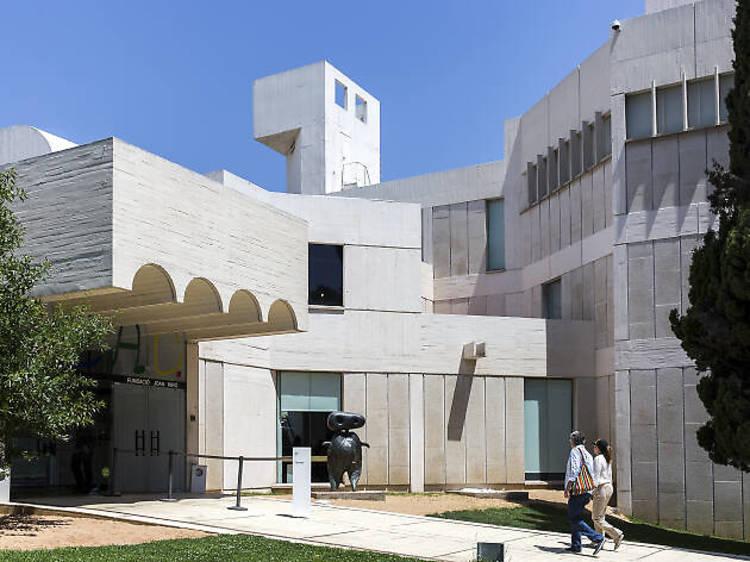 La Fundació Miró