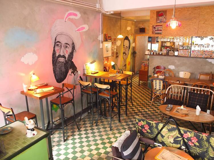 7 best hidden upstairs cafes and coffeeshops in Hong Kong