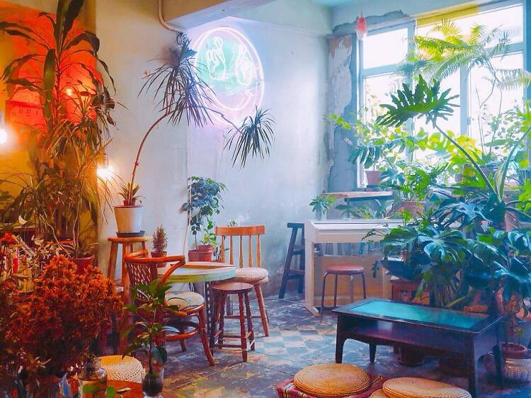 10 best hidden upstairs cafes and coffee shops in Hong Kong