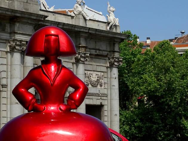 Las calles de Madrid volverán a llenarse de Meninas