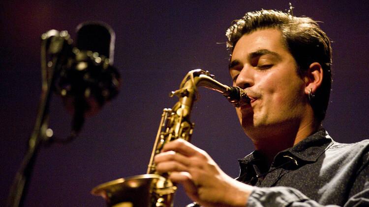 Música, Jazz, Saxofonista, Ricardo Toscano