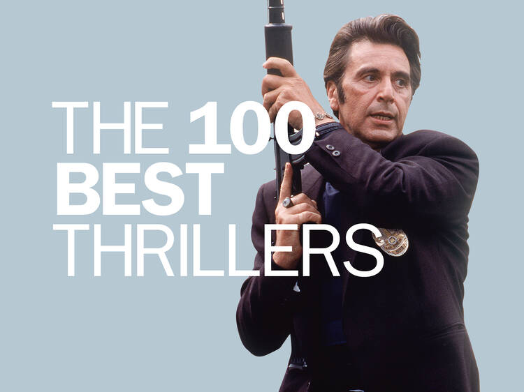 100 best thrillers of all time