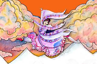 Shen Yun, 2019, unofficial illustration