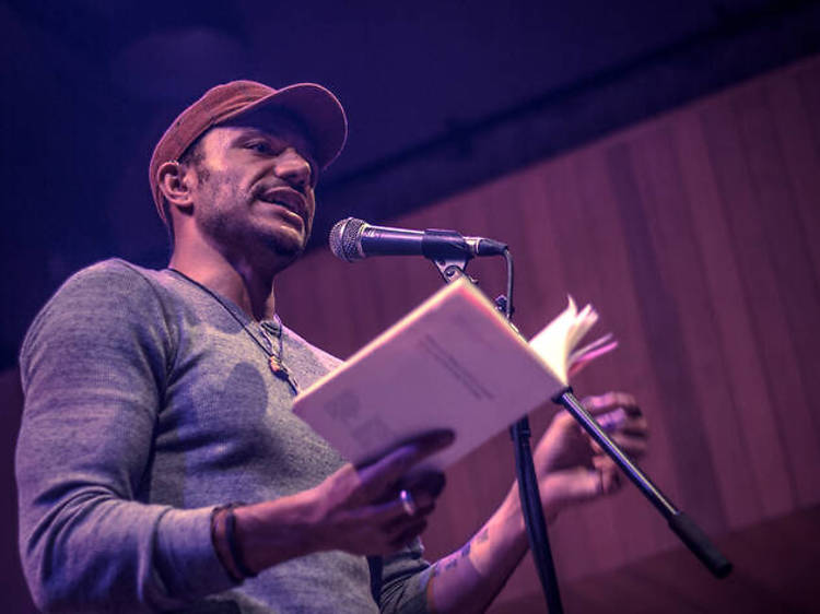 The chance to channel your inner poet