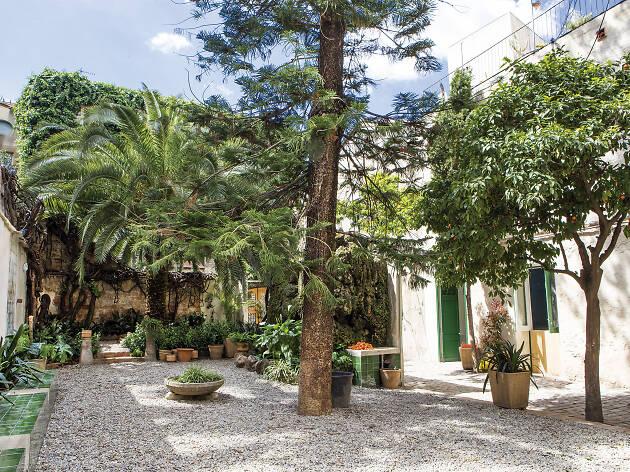 La mejor terraza del raval abre en la casa de la - Casa con jardin barcelona ...
