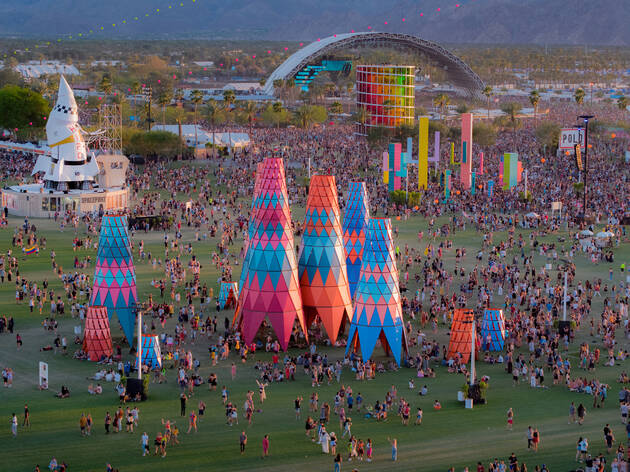Everything you need to know about Coachella
