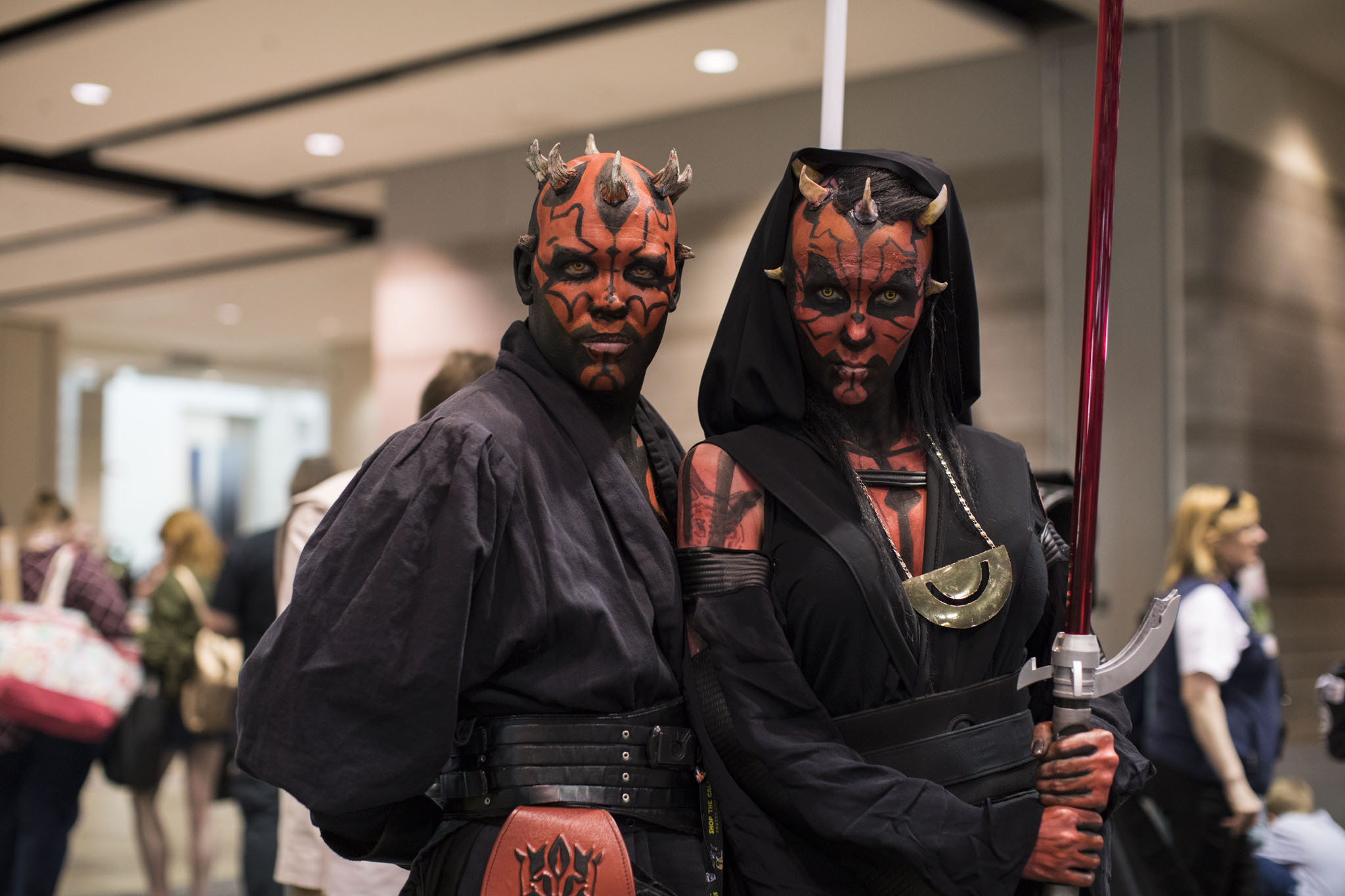 The best costumes (and droids) we spotted at Star Wars Celebration 2019