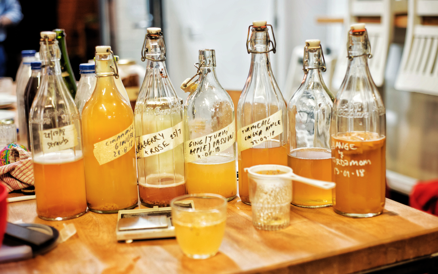 Kombucha Workshop | Today Bread | Things to do in London