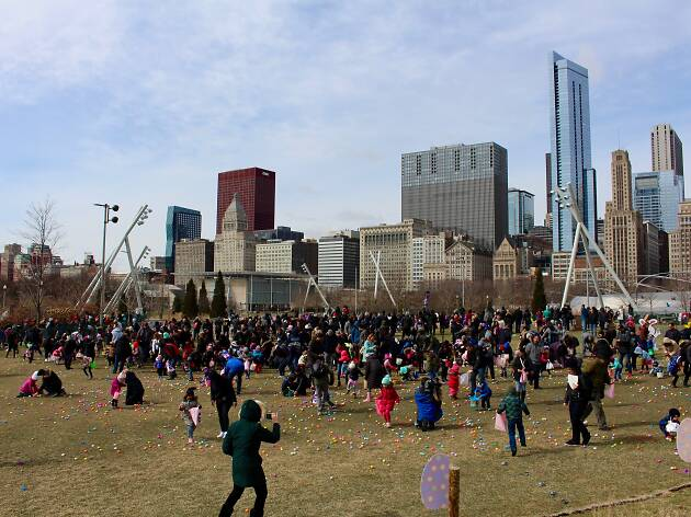 How to celebrate Easter in Chicago