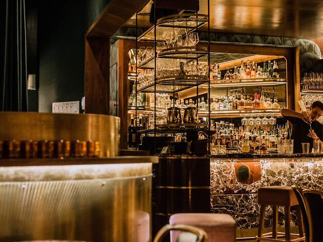 The best speakeasies and secret bars in Montreal