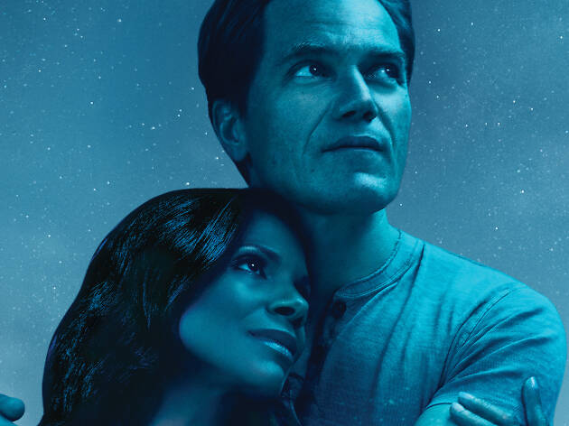 Audra McDonald and Michael Shannon in Frankie and Johnny in the Clair de Lune