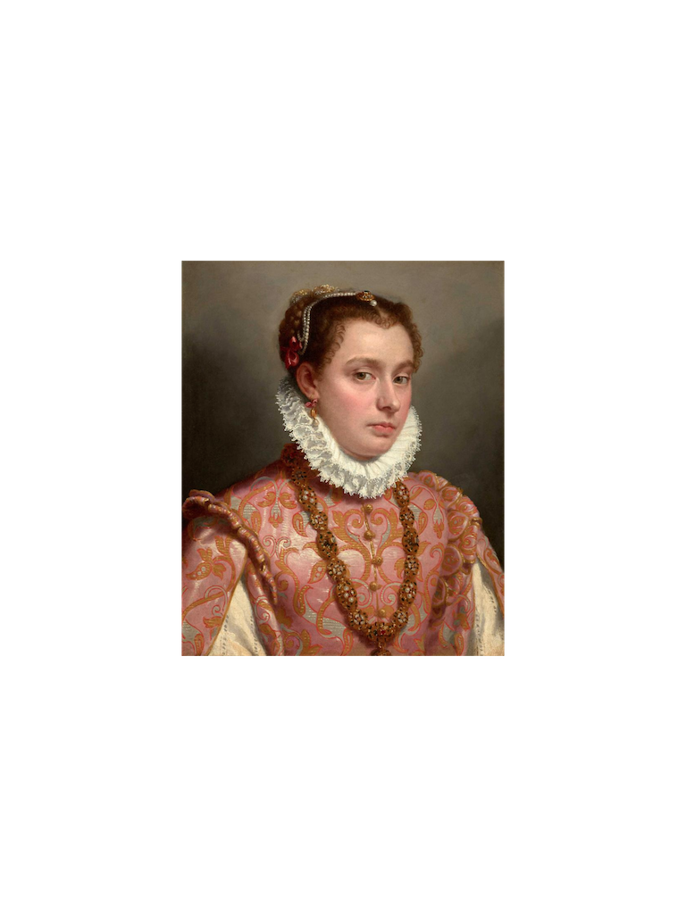 """Moroni: The Riches of Renaissance Portraiture"""