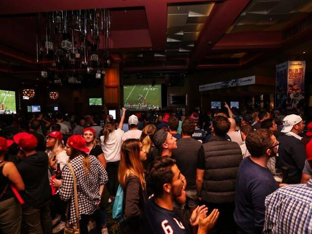 Upgrade your match day experience this footy season at these top venues