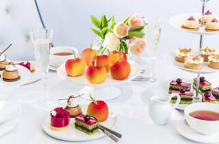 Crown high tea by Paul Thiéblemont