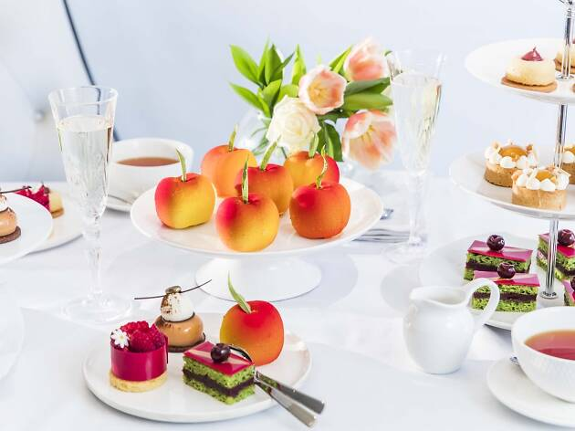Crown high tea by Paul Thiéblemont