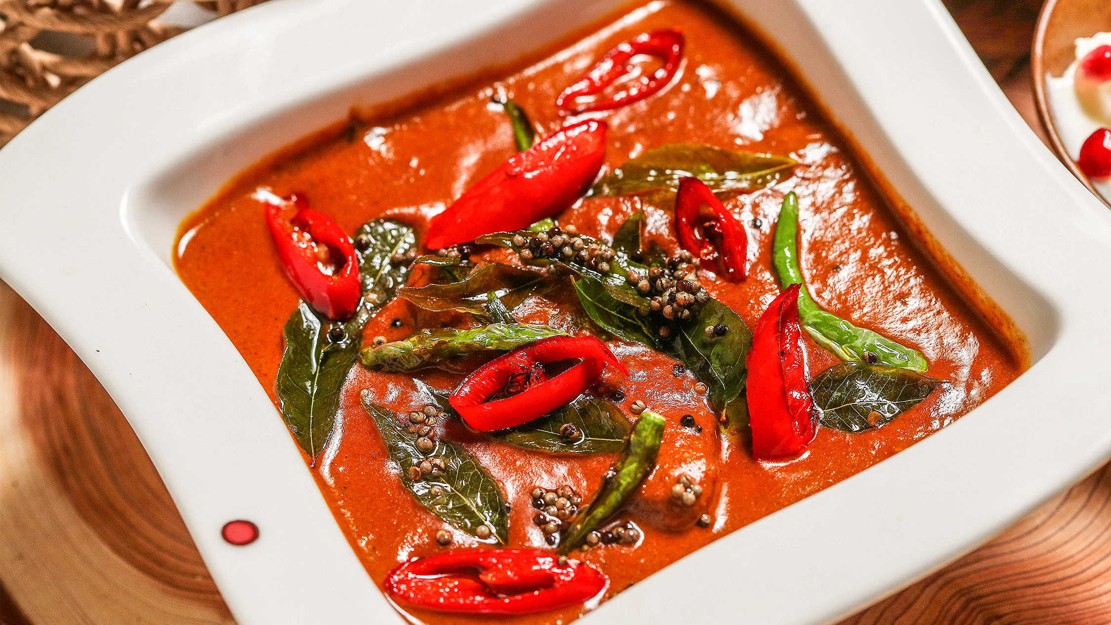 Ghost Mirchi Beef at Red Pepper