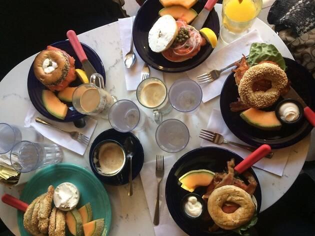 St-Viateur Bagel & Café