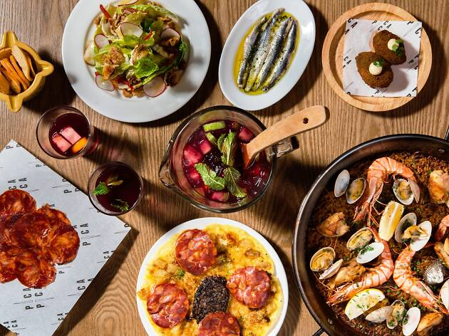 A taste of Spain in Hong Kong
