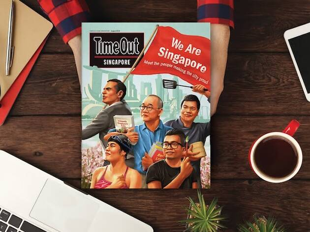 Download the digital editions of Time Out Singapore