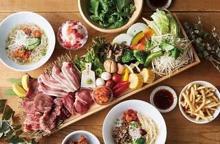 新宿ビアガーデン LAND Meat Center