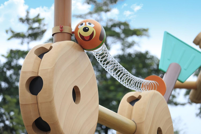 香港迪士尼樂園「開心齊玩復活節」