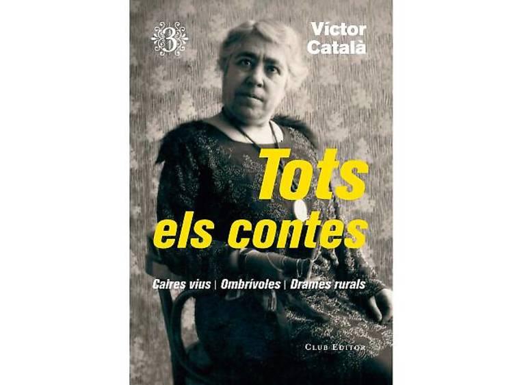 Tots els contes, de Víctor Català