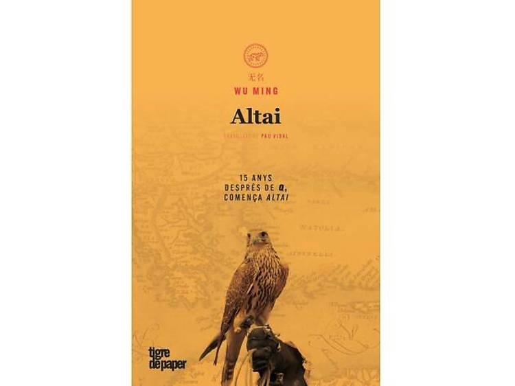 Altai, de Wu Ming
