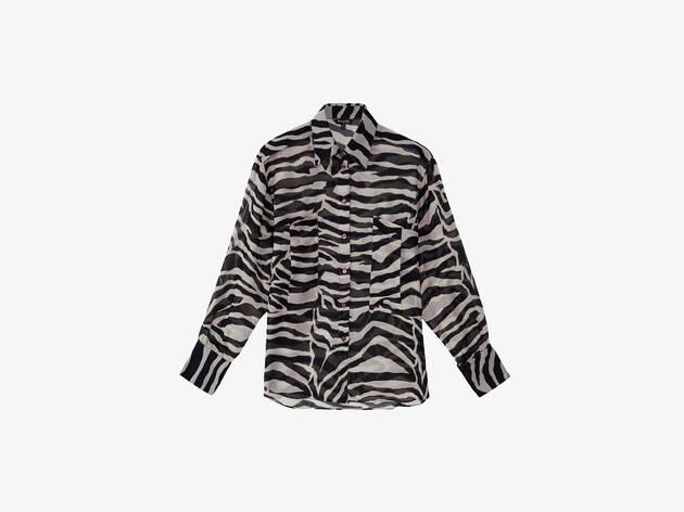 Shopping Dia da Mãe 2019 - Massimodutti Camisa
