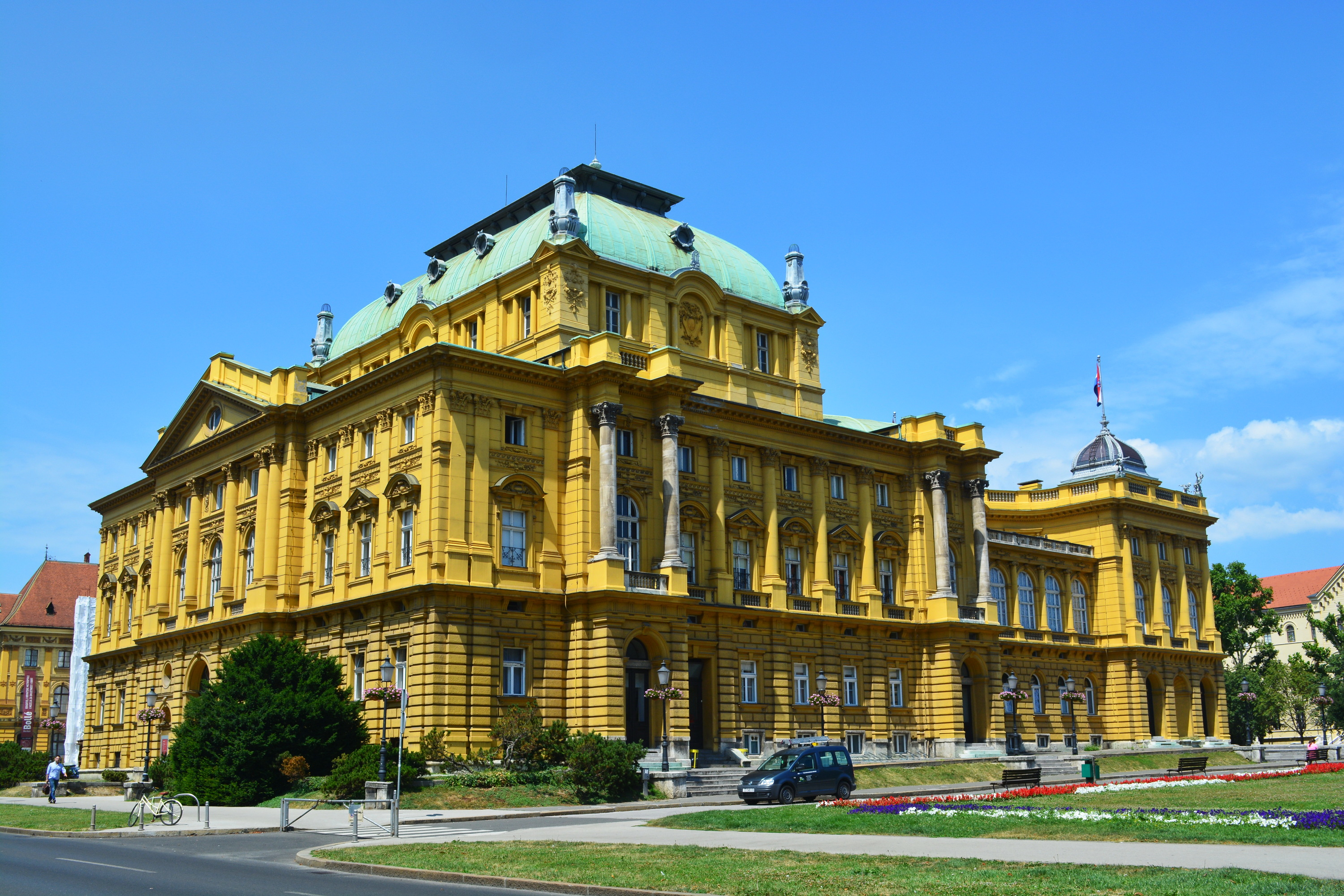 Eight brilliant shows to see at the Croatian National Theatre in Zagreb