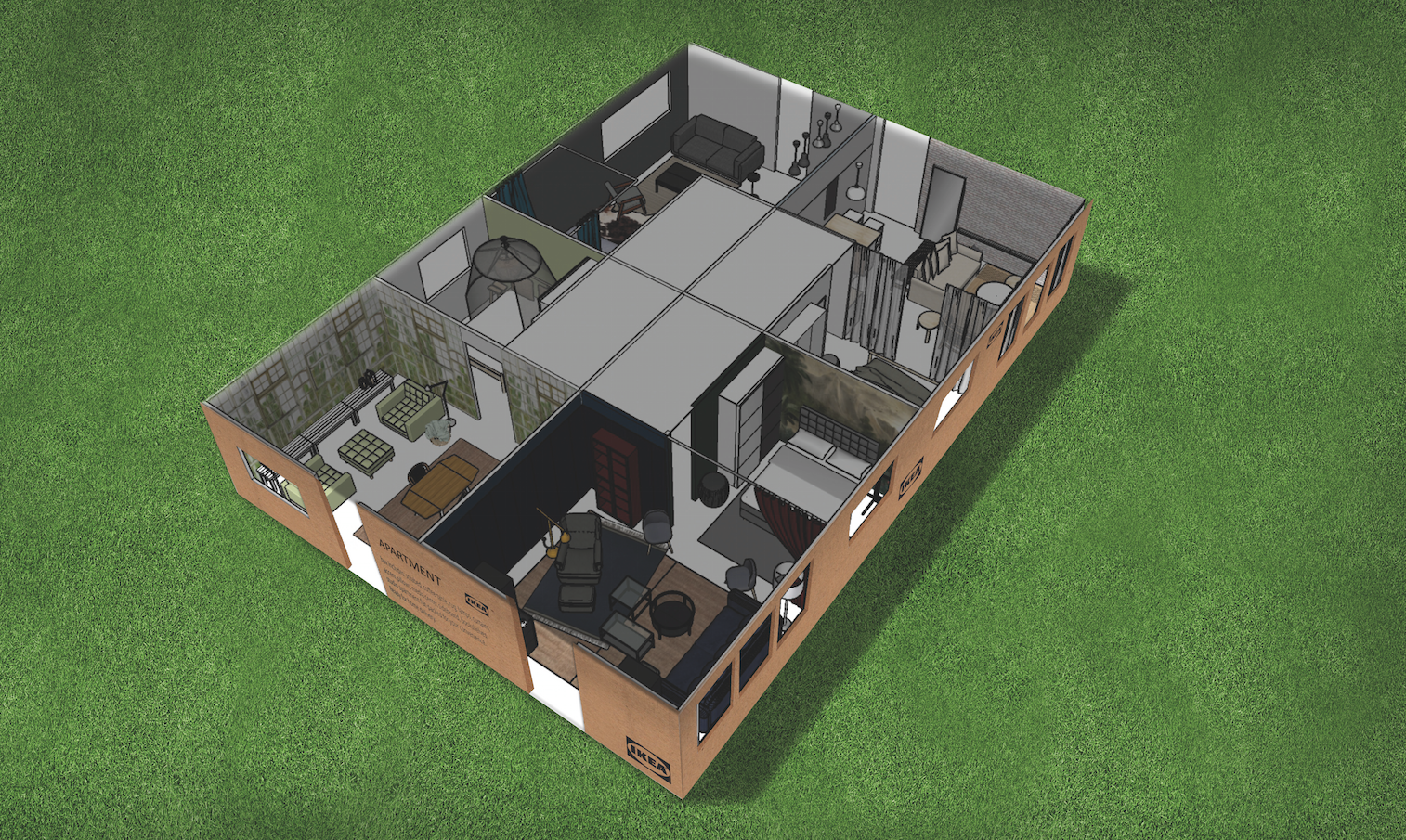 ¿Quieres vivir en un piso de Ikea dentro del Primavera Sound?