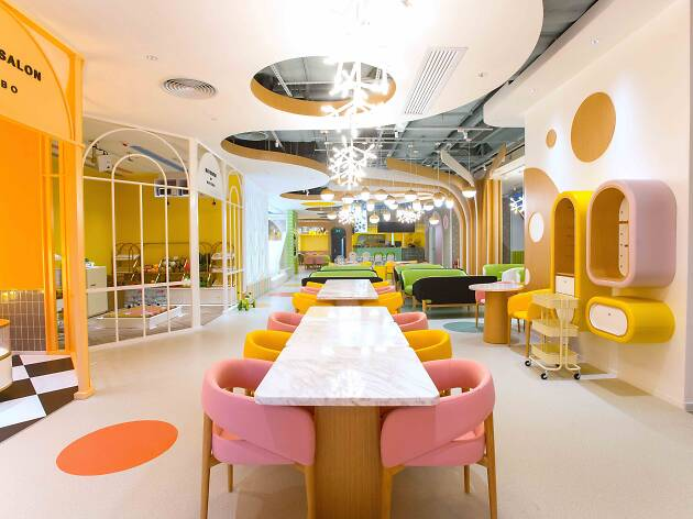 Best family-friendly restaurants in Hong Kong