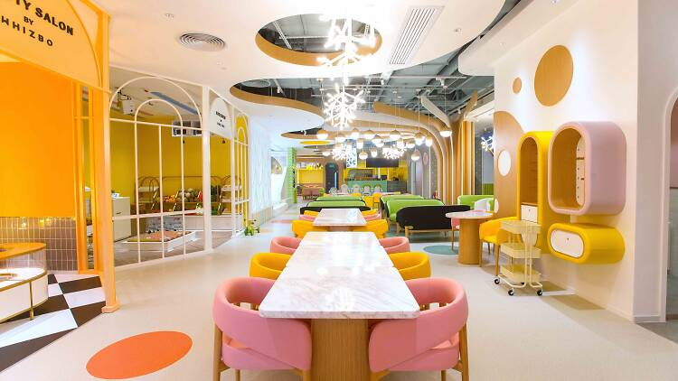Whizbo Kids Café