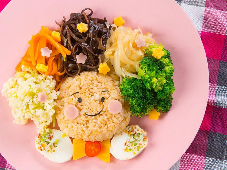 香港最佳親子餐廳