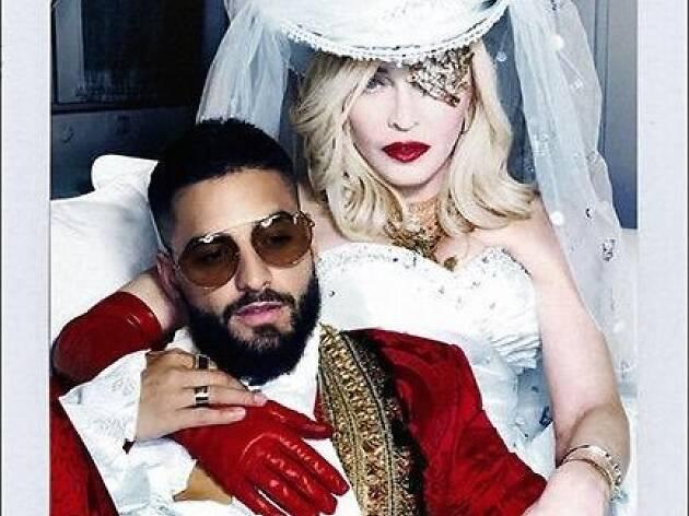 Madonna + Maluma.