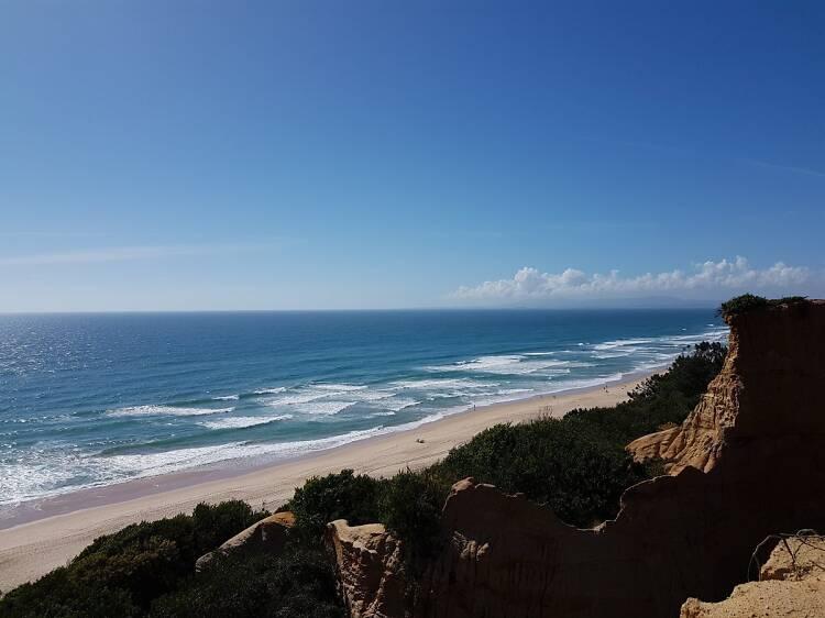 Praia da Adiça (Almada)