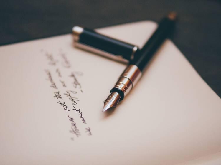 Escrever Escrever