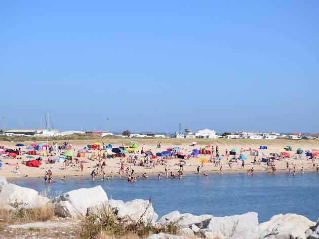 praias naturistas