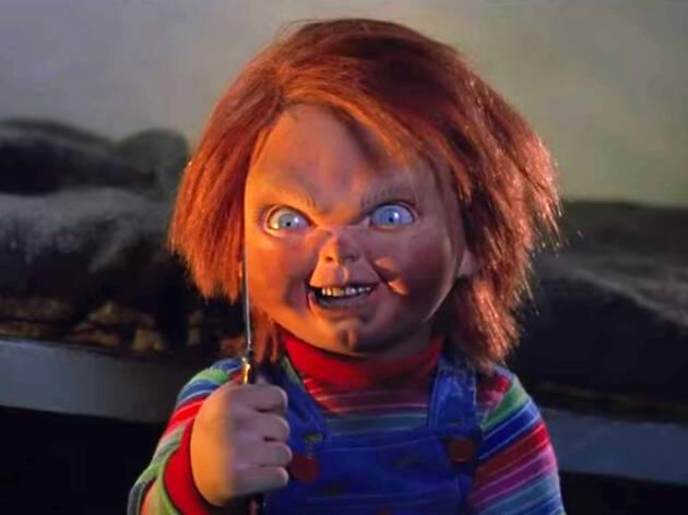 Chucky, la película del muñeco diabólico de 1988