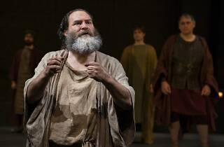 Michael Stuhlbarg in Socrates