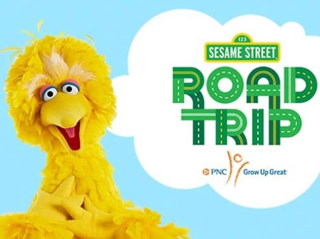The Sesame Street Road Trip