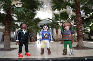 Expo Playmobil (Foto: Cortesía Centro Cultural del México Contemporáneo/Karen Zarco)